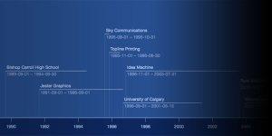 BeeDocs Timeline