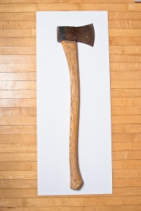 Axe - Man's Axe Restoration 2a