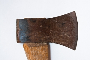 Axe - Man's Axe Restoration 2b