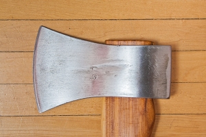 Axe - Man's Axe Restoration 2f