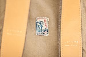 Lafuma Rucksack label