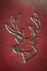 Deer Leather Stamp