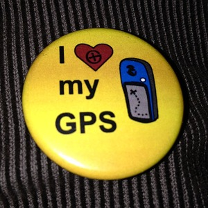 I Heart My GPS Button