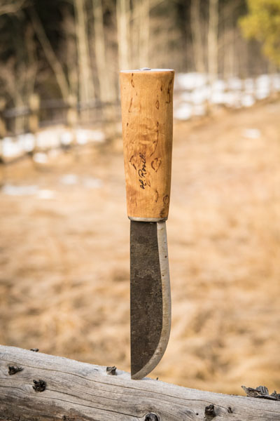 Roselli Leuku Knife