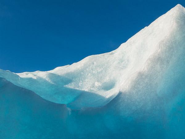 Glacial Iceberg, Great Glacier Provincial Park, British Columbia
