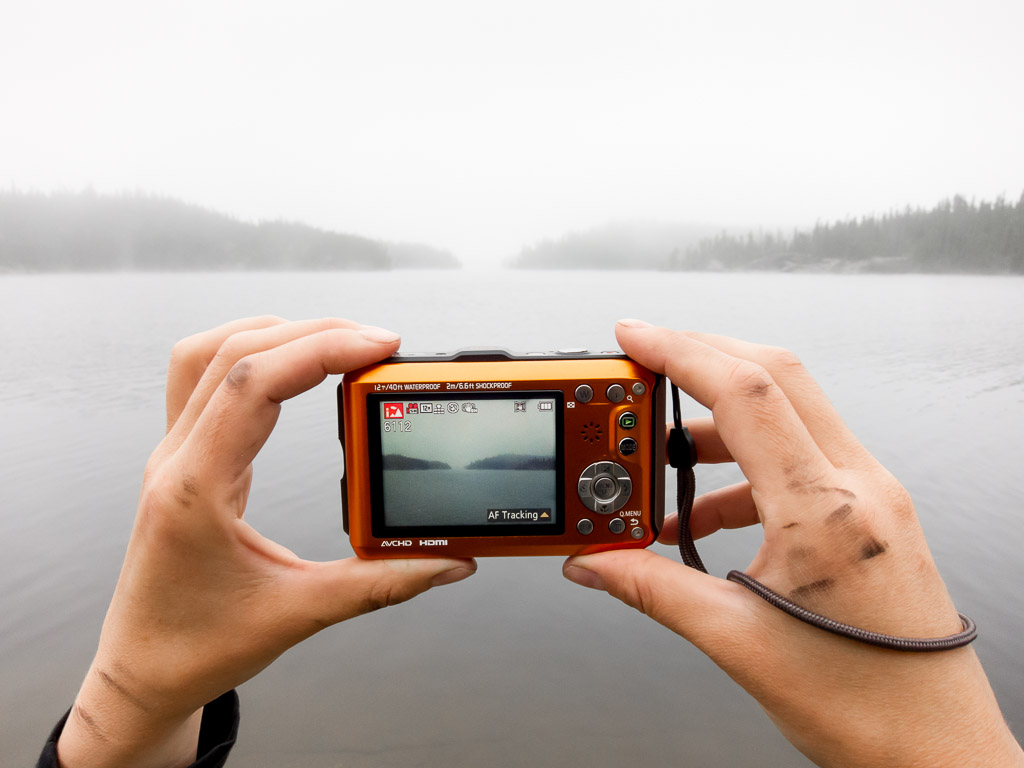 Photographing The Fog