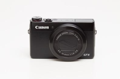 Canon PowerShot G7 X Camera