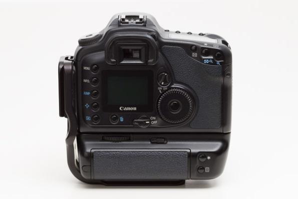 Canon EOS 10D Camera w/ BG-ED3 Vertical Grip and RRS L-Bracket