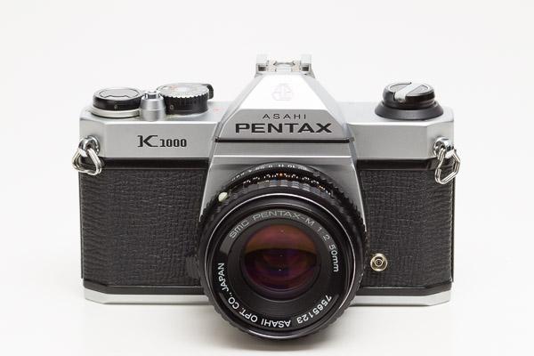 Camera Pentax K1000 Photography Museum Springer Photo Graphics