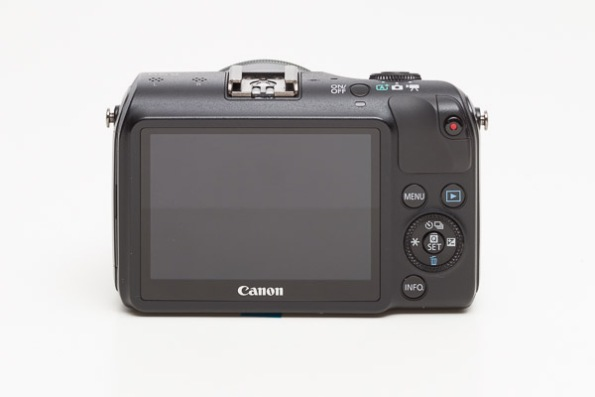 Canon EOS M Camera w/ Canon EF-M 22mm 1:2 STM Lens