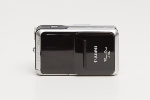 Canon PowerShot S80 Camera