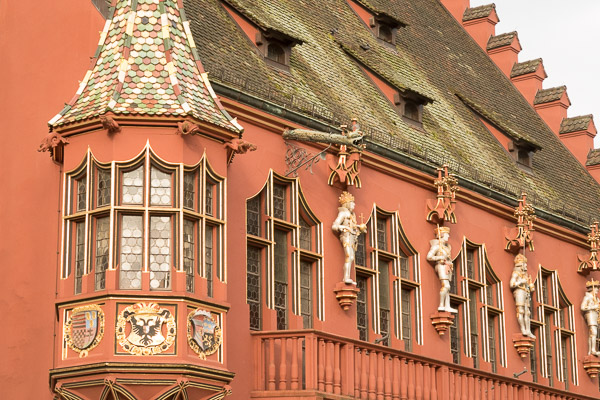Historisches Kaufhaus, Freiburg, Germany