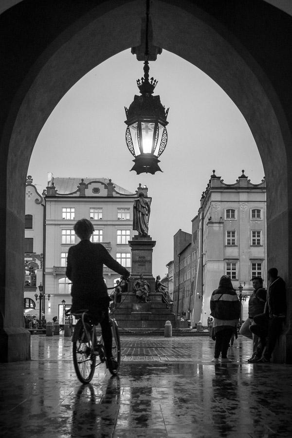 Rynek Główny , Krakow, Poland