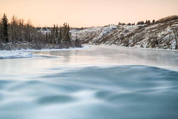 Bow River Sunset 4