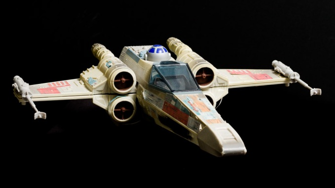 Star Wars X-Wing Fighter Toy