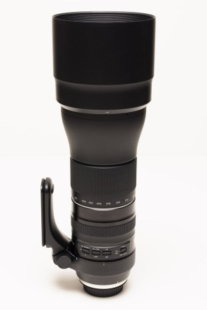 Tamron 150-600mm f/5-6.3 Di VC USD G2 SP