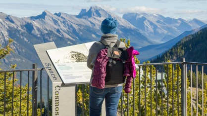 Sulphur Mountain Lookout